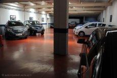 Garaje automóviles huerta